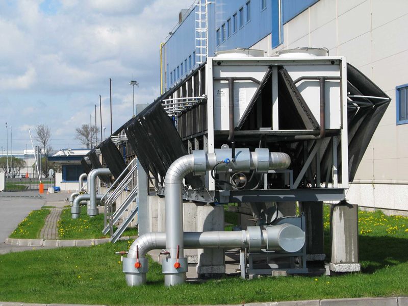 EcoMESH Applied to Air-Cooled Chillers (Example 4)